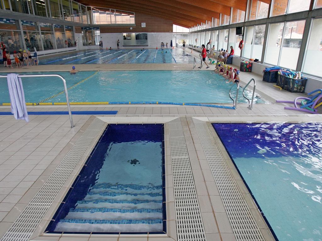 Ajuntament de sant cugat fitness i nataci for Piscina sant cugat