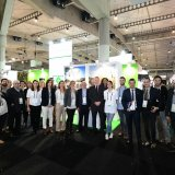 Ajuntament i nou empreses santcugatenques, a l'estand municipal a l'Smart City Expo&World Congress 2018