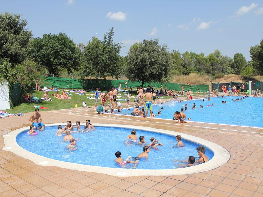 Ajuntament de sant cugat piscines d 39 estiu - Piscina sant cugat ...