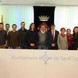 Guanyadors del 2n Concurs d'emprenedoria i economia social