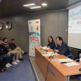 Inauguració de la 6a edició del Yuzz a Sant Cugat
