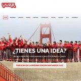 Pàgina d'inici del web www.yuzz.org