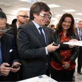 Inauguració de la nova seu d'Epson Ibérica a Sant Cugat