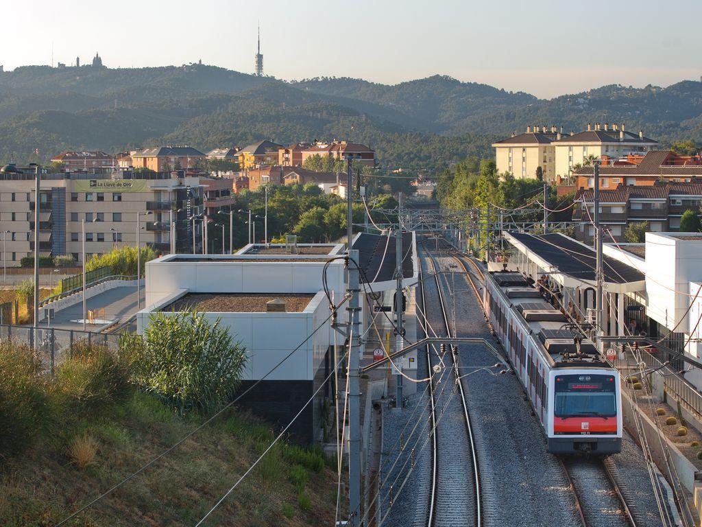 Ajuntament de sant cugat tren - Temperatura actual en sant cugat del valles ...